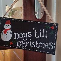 Days til christmas image